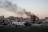 Hàng ngàn người ồ ạt sơ tán khỏi Damascus