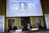 Nobel Hóa học về tay người Mỹ