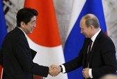 Nga – Nhật giải quyết tranh chấp lãnh thổ