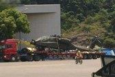 """Trung Quốc """"nhái"""" trực thăng Apache của Mỹ?"""