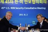 Mỹ - Hàn ký hiệp ước đề phòng Triều Tiên