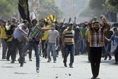 Ai Cập: Hơn 300 người thương vong trong bạo loạn đường phố