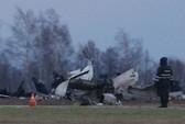 Tai nạn máy bay ở Kazan là do phi công
