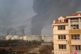 Trung Quốc: Nổ đường ống dẫn dầu, 35 người chết