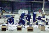 Đài Loan tịch thu 229 kg heroin đến từ Việt Nam