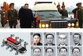 """Ông Kim Jong-un thay dần 7 """"nguyên lão"""""""