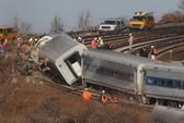 Mỹ: Xe lửa trật bánh, hơn 70 người thương vong