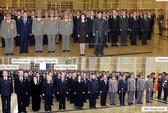 Hé lộ quyền lực Triều Tiên qua ảnh