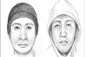 Truy lùng 2 tên cướp gốc Việt