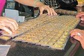 25.700 lượng vàng được bán sạch