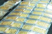 Bất ngờ ế 6.400 lượng vàng đấu thầu