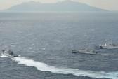 Hải giám Trung Quốc lượn lờ quanh quần đảo tranh chấp