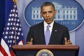 """Tổng thống Mỹ tin vào năm 2014 """"đột phá"""""""