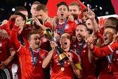 Bayern Munich đăng quang, giành cú ăn năm lịch sử