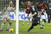Milan thua đơn thiệt kép ở trận derby