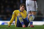 Ramsey chấn thương, HLV Wenger vẫn tin Arsenal vô địch