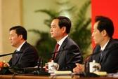 Trung Quốc xử hàng loạt quan to