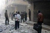 Nga điều xe bọc thép đến Syria