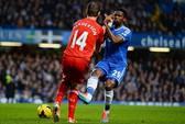 Eto'o thừa nhận mình đáng bị thẻ đỏ trong trận thắng Liverpool