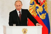 Tổng thống Putin: Sẽ là phản bội nếu bỏ mặc Crimea