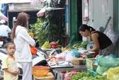 Xăng giảm, giá thực phẩm vẫn tăng đều