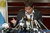 Argentina kiện Mỹ ra tòa án quốc tế