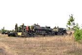 Xe chở vũ khí của Ukraine bị chặn ở miền Đông