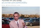 Tổng thống Mỹ Obama gặp sự cố
