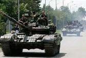 Quân đội Nga vượt biên giới vào miền Đông Ukraine