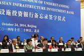 Trung Quốc sẽ nắm quyền phủ quyết tại AIIB