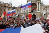 Khủng hoảng tại Ukraine: Odessa trở thành quốc gia độc lập