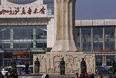 Trung Quốc bắt nghi phạm đánh bom nhà ga Tân Cương