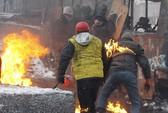 Ukraine: 3 người biểu tình thiệt mạng