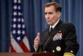 Lầu Năm Góc bác tin IS lảng vảng gần biên giới Mỹ