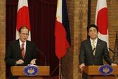Philippines ủng hộ Nhật Bản bảo vệ đồng minh