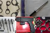 Trung Quốc xuất khẩu công cụ tra tấn