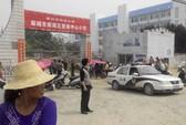 Trung Quốc: 8 học sinh bị đâm trọng thương