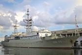 Tàu gián điệp Nga âm thầm cập cảng Cuba