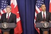 Ông Obama thua độ bia thủ tướng Canada