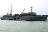 """Mỹ thử nghiệm """"sương mù"""" bảo vệ tàu sân bay"""
