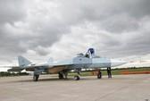 Chiến đấu cơ thử nghiệm của Nga bốc cháy