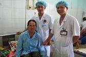 Bóc tách thành công khối u kỳ quái trong lồng ngực một phụ nữ