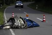 Đức: Hai máy bay va chạm trên không trung, 1 người chết