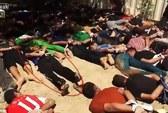 Câu chuyện về binh sĩ Iraq sống sót trong vụ thảm sát của IS