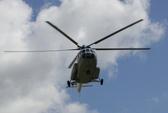 Trực thăng rơi ở Nga, 17 người mất tích