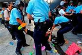 Hồng Kông: Cảnh sát mạnh tay với người biểu tình