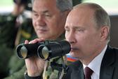 Nga tập trận lớn ở miền Đông