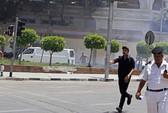 Bom nổ gần dinh tổng thống Ai Cập
