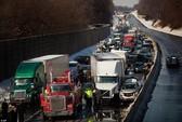 Tai nạn ô tô kinh hoàng tại Mỹ