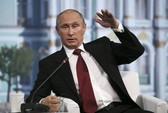 Ông Putin chê bai bà Clinton